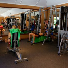 Отель Kuredu Island Resort фитнесс-зал