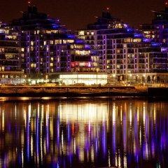 Отель DoubleTree by Hilton Hotel London - Chelsea Великобритания, Лондон - 1 отзыв об отеле, цены и фото номеров - забронировать отель DoubleTree by Hilton Hotel London - Chelsea онлайн балкон