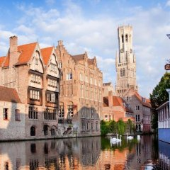 Radisson Blu Hotel Bruges балкон