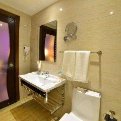 Отель P Quattro Relax Hotel Иордания, Вади-Муса - отзывы, цены и фото номеров - забронировать отель P Quattro Relax Hotel онлайн ванная фото 2