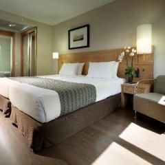 Отель Eurostars Lucentum 4* Стандартный номер с различными типами кроватей фото 9