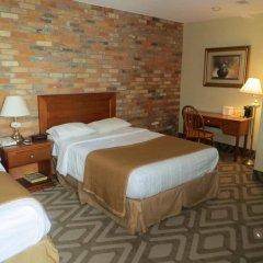 Отель Howard Johnson Hotel Yorkville Канада, Торонто - отзывы, цены и фото номеров - забронировать отель Howard Johnson Hotel Yorkville онлайн комната для гостей фото 2
