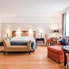 Grand Hotel De La Minerve комната для гостей фото 4