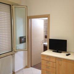 Отель Residence Siesta Римини сейф в номере фото 2