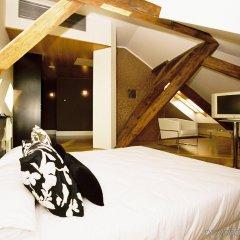 Отель Eurostars Thalia Чехия, Прага - 7 отзывов об отеле, цены и фото номеров - забронировать отель Eurostars Thalia онлайн комната для гостей фото 5