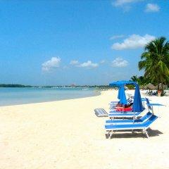 Отель RIG Hostel Boca Chica Back Packer Доминикана, Бока Чика - отзывы, цены и фото номеров - забронировать отель RIG Hostel Boca Chica Back Packer онлайн пляж