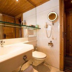 Отель Romantik Hotel Julen Superior Швейцария, Церматт - отзывы, цены и фото номеров - забронировать отель Romantik Hotel Julen Superior онлайн ванная