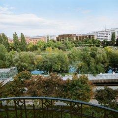 Отель MyPlace - Premium Apartments Riverside Австрия, Вена - отзывы, цены и фото номеров - забронировать отель MyPlace - Premium Apartments Riverside онлайн балкон