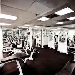 Отель The Alexander Miami Beach фитнесс-зал