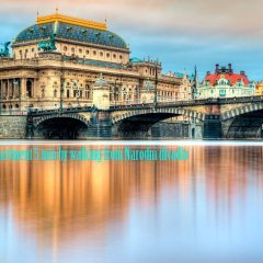 Апартаменты Apartments Comfort Прага приотельная территория фото 2