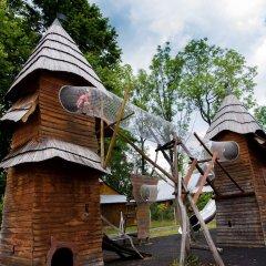 Отель InspiroApart Giewont Lux - Sauna i Basen Косцелиско развлечения