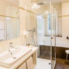 Hotel Palma Меран ванная