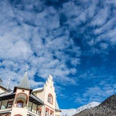 Отель Villa Waldkonigin Горнолыжный курорт Ортлер бассейн фото 2