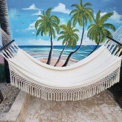 Отель Agua Dulce пляж