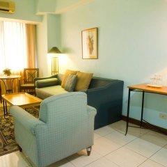 Отель The Pearl Manila Hotel Филиппины, Манила - отзывы, цены и фото номеров - забронировать отель The Pearl Manila Hotel онлайн комната для гостей фото 5