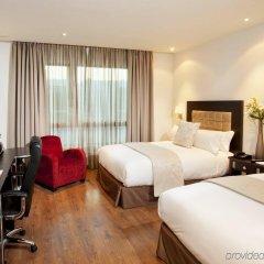Отель Crowne Plaza Madrid Airport комната для гостей фото 2
