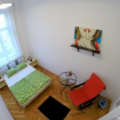 Friends Hostel and Apartments Budapest комната для гостей фото 3