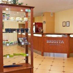 Отель Kolonna Brigita Рига спа