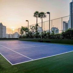 Отель Pullman Bangkok Grande Sukhumvit спортивное сооружение