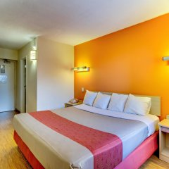 Отель Motel 6 Washington D.C. США, Вашингтон - отзывы, цены и фото номеров - забронировать отель Motel 6 Washington D.C. онлайн комната для гостей фото 3