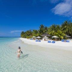 Отель Kurumba Maldives пляж