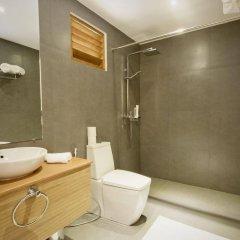Отель Smartline Eriyadu Мальдивы, Северный атолл Мале - 1 отзыв об отеле, цены и фото номеров - забронировать отель Smartline Eriyadu онлайн ванная