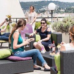 Отель Mercure Nice Centre Grimaldi Франция, Ницца - 5 отзывов об отеле, цены и фото номеров - забронировать отель Mercure Nice Centre Grimaldi онлайн фото 3