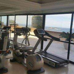 Отель Apt barramares 2 quartos vista mar фитнесс-зал фото 4