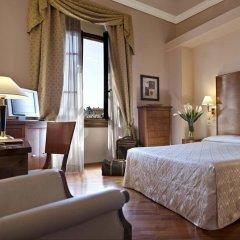 Отель Pierre Италия, Флоренция - отзывы, цены и фото номеров - забронировать отель Pierre онлайн комната для гостей фото 5