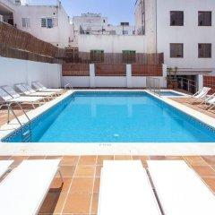 Отель Can Beia Hostal Boutique бассейн