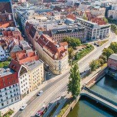 Best Western Prima Hotel Wroclaw бассейн фото 2