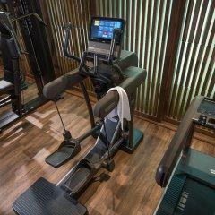 Отель Cavour Милан фитнесс-зал фото 4