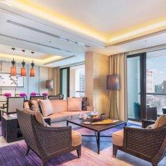Отель Siam Kempinski Hotel Bangkok Таиланд, Бангкок - 1 отзыв об отеле, цены и фото номеров - забронировать отель Siam Kempinski Hotel Bangkok онлайн комната для гостей фото 5