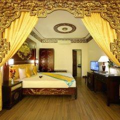 Отель Thanh Lich Royal Boutique Hotel Вьетнам, Хюэ - отзывы, цены и фото номеров - забронировать отель Thanh Lich Royal Boutique Hotel онлайн комната для гостей фото 2