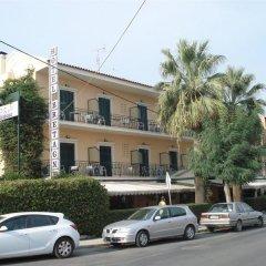 Отель Bretagne Греция, Корфу - 4 отзыва об отеле, цены и фото номеров - забронировать отель Bretagne онлайн парковка