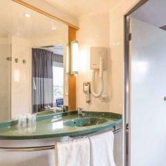 Отель ibis Geneve Aeroport Швейцария, Куантрен - отзывы, цены и фото номеров - забронировать отель ibis Geneve Aeroport онлайн ванная
