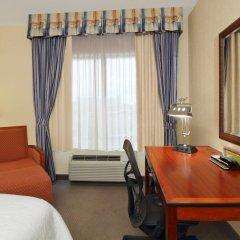 Отель Hilton Garden Inn Columbus-University Area США, Колумбус - отзывы, цены и фото номеров - забронировать отель Hilton Garden Inn Columbus-University Area онлайн удобства в номере фото 2