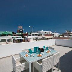 Отель Evelina Apartment Кипр, Протарас - отзывы, цены и фото номеров - забронировать отель Evelina Apartment онлайн балкон