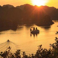 Отель Halong Victory Cruise пляж фото 2