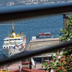 Отель Deris Bosphorus Lodge Residence
