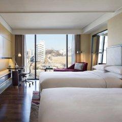 Отель JW Marriott Dongdaemun Square Seoul Южная Корея, Сеул - отзывы, цены и фото номеров - забронировать отель JW Marriott Dongdaemun Square Seoul онлайн комната для гостей фото 2