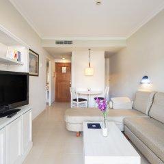 Отель Aparthotel Green Garden комната для гостей