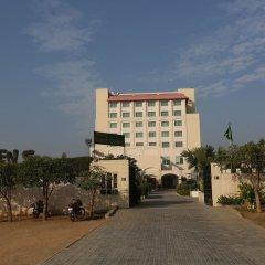Hotel Jaipur Greens парковка
