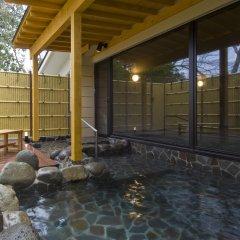 Отель Nikko Tokanso Никко бассейн