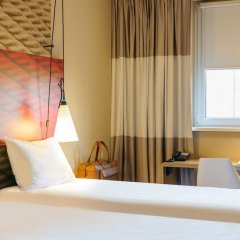 Отель Ibis Hamburg City Германия, Гамбург - 2 отзыва об отеле, цены и фото номеров - забронировать отель Ibis Hamburg City онлайн комната для гостей фото 4