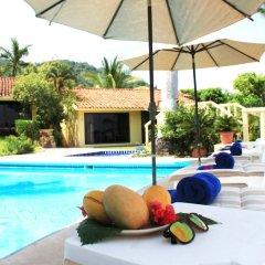 Отель Coral Vista Del Mar Мексика, Истапа - отзывы, цены и фото номеров - забронировать отель Coral Vista Del Mar онлайн бассейн фото 3