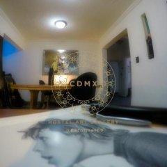 Отель CDMX Hostel Art Gallery Мексика, Мехико - отзывы, цены и фото номеров - забронировать отель CDMX Hostel Art Gallery онлайн бассейн