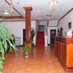 Отель Peeyada Guesthouse интерьер отеля