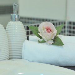Отель Duplex 21 Apartment Таиланд, Бангкок - отзывы, цены и фото номеров - забронировать отель Duplex 21 Apartment онлайн ванная