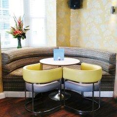 Отель Legends Hotel Великобритания, Кемптаун - отзывы, цены и фото номеров - забронировать отель Legends Hotel онлайн интерьер отеля фото 3